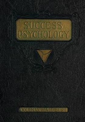 Success psychology (1924)