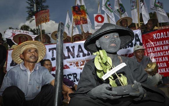 KPA: Konflik Agraria 5 Tahun Jokowi Lampaui 2 Periode SBY