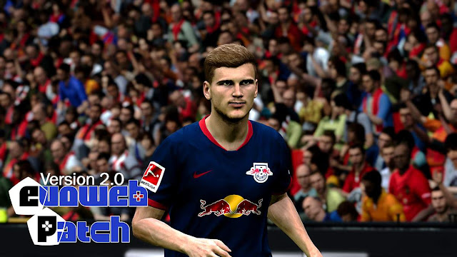 EvoWeb Patch 2.1 For eFootball PES 2020 PC