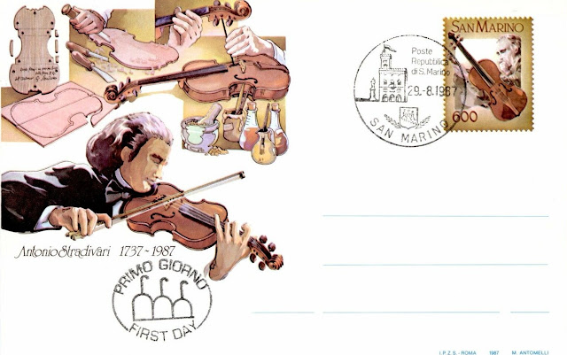 Antonio Stradivari San Marino