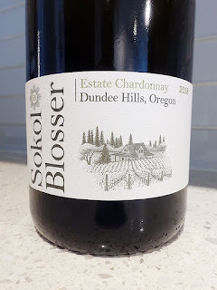 Sokol Blosser Dundee Hills Estate Chardonnay 2018 (91+ pts)