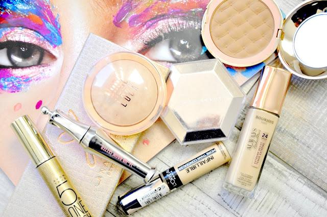 ulubieńcy 2019 kosmetyki