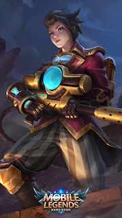 Kimmy Steam Researcher Heroes Marksman Mage of Skins