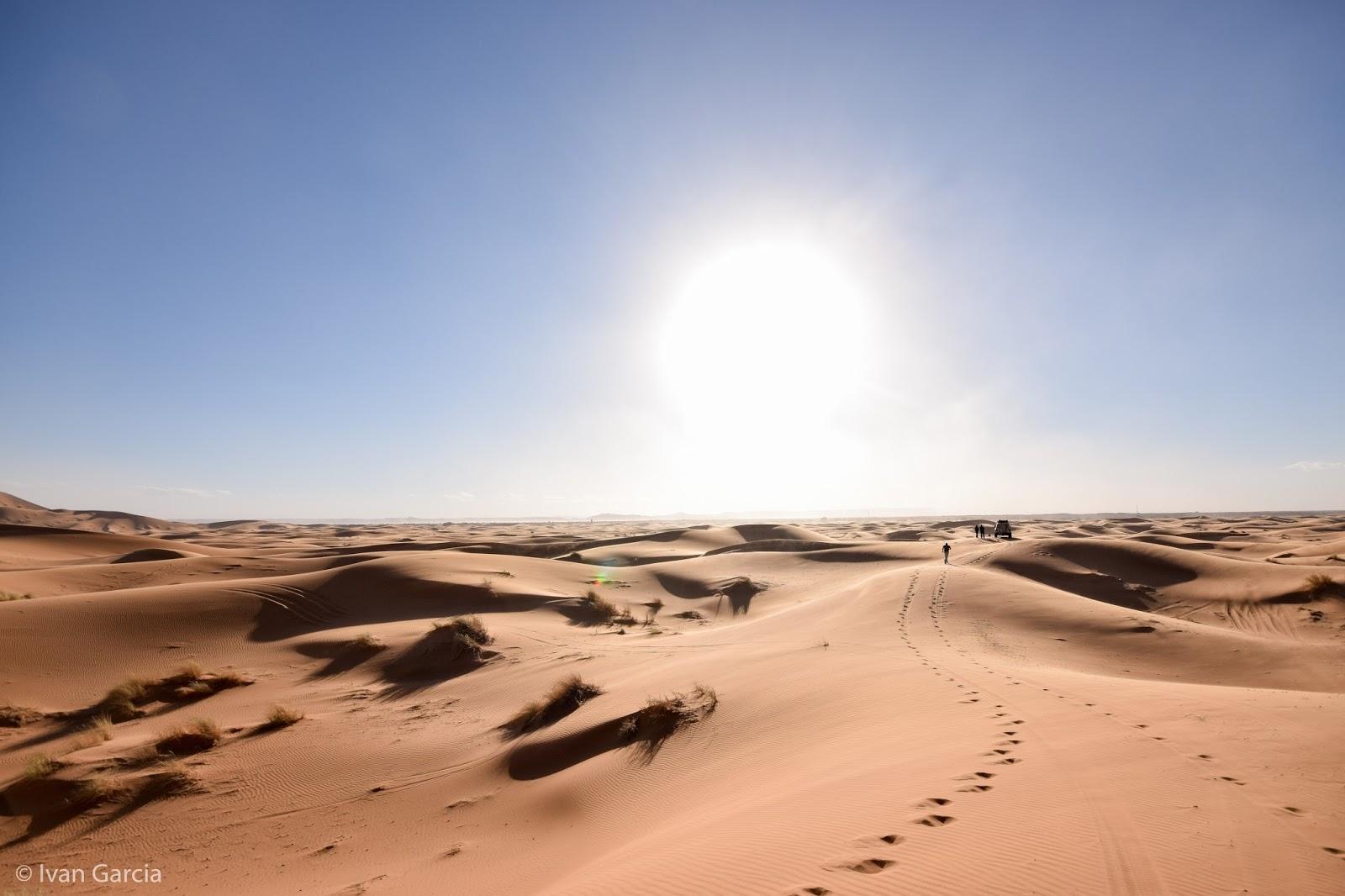 Merzouga (deserto sarah)