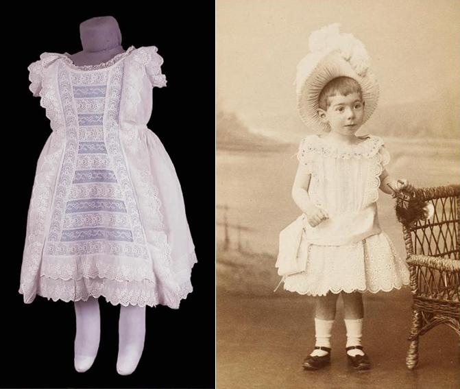 Les Petites Mains Histoire De Mode Enfantine Mode Enfantine Et Luxe 5 Le Petit Enfant En Robe
