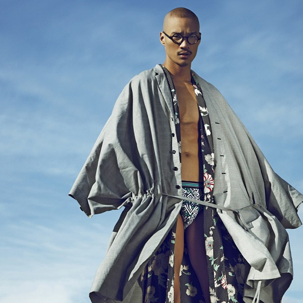 Rey of Light: Paolo Roldan for BENCH/BODY