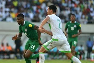 FIFA Ranking: Nigeria end 2016 on a high
