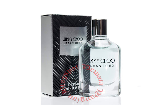 JIMMY CHOO Urban Hero Miniature Perfume