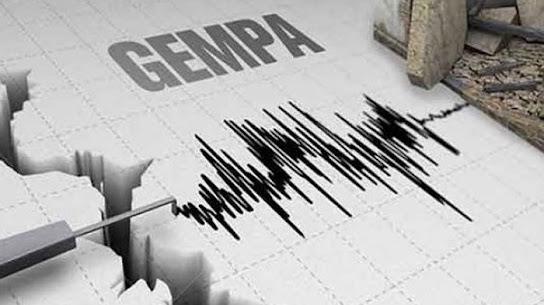 Gempa Nias Barat menimbulkan kepanikan di Gunungsitoli