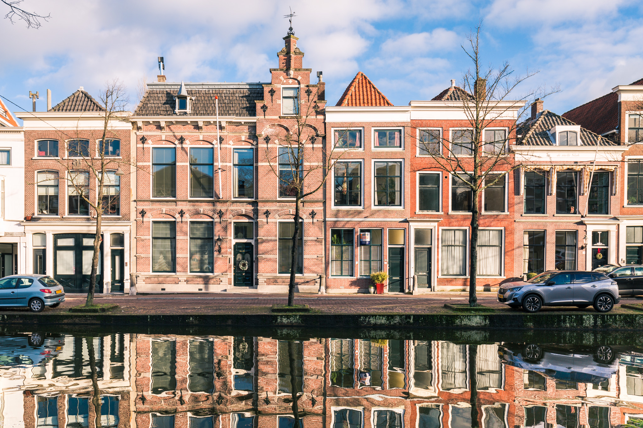 Gracht Oude Delft