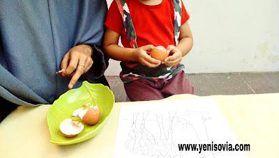 kegiatan anak usia dini untuk menstimulasi motorik halus