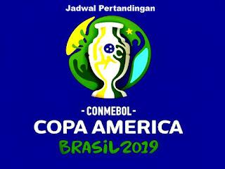 Jadwal Pertandingan Sepakbola Copa Amerika 2019