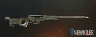 AWM Senjata Supply Drop PUBG Mobile