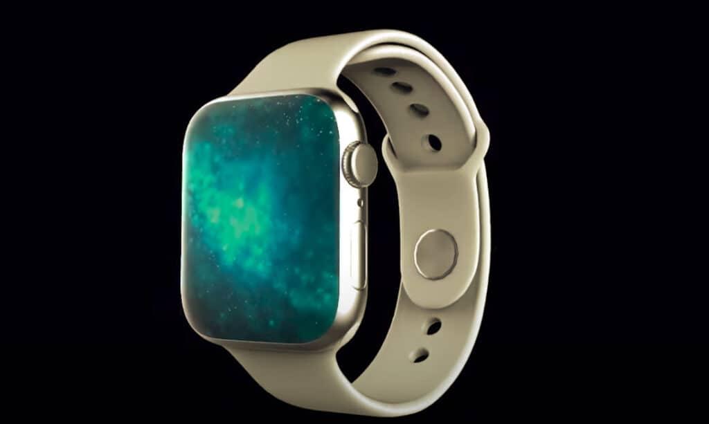 Çerçevesiz Ekranlı 6. Nesil Apple Watch Konsepti (Video)