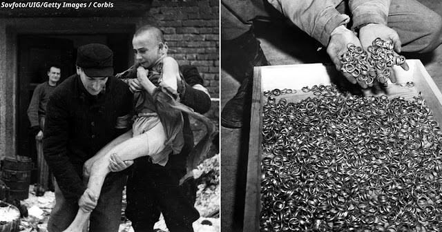 13 фото Холокоста, которые объясняют, что делали нацисты со своими «врагами»