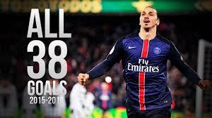 Zlatan Ibrahimovic: Swedish striker scores 500th career goal in style