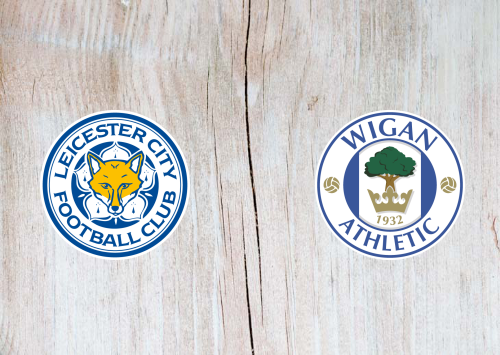 Leicester City vs Wigan Athletic -Highlights 4 January 2020