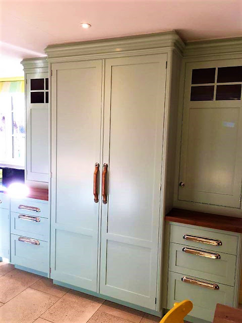 Kitchen Cabinet Refinishing14