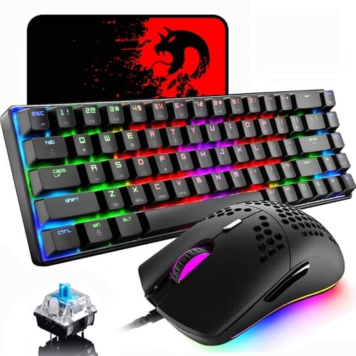 Review Econnect 60% Mechanical Gaming Keyboard