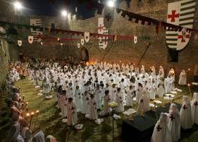 Templarios en Ponferrada