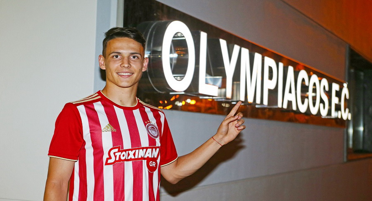 Τι είπε ο Μάρκοβιτς για την επιστροφή του στον Ολυμπιακό