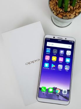 Tombol Multitasking OPPO F5