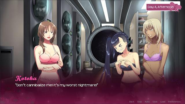 Visual Novel Romance Anime Blossoms Bloom Brightest PC