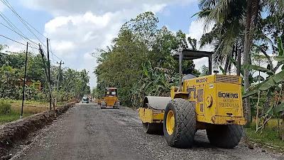 Habiskan Puluhan Miliyar, Berikut Garapan Proyek Fisik Jalan dan Jembatan Dari DPUPR Purworejo Tahun 2021