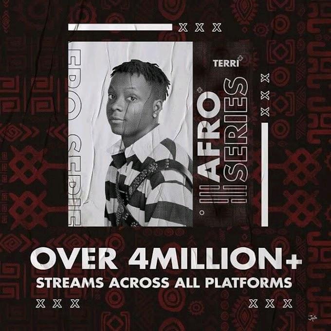 Terri AfroSeries Album Breakdown || Review