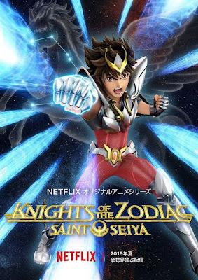 Saint Seiya 2019 (TV Serie) DVD NTSC Custom HD Latino
