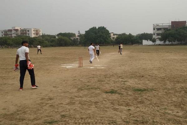 faridabad-news-police-smriti-divas-cricket-match-result