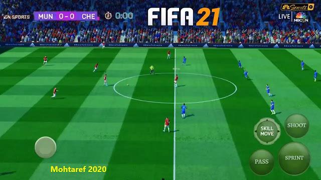 تنزيل لعبة فيفا 22 للاندرويد مجانا