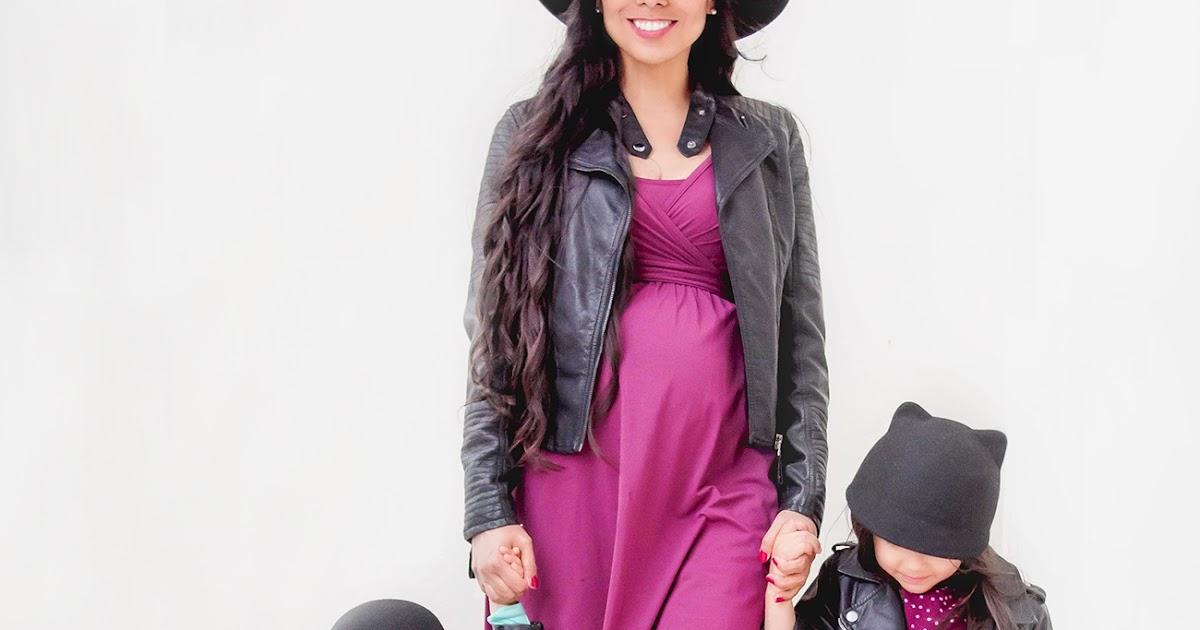7b5a38298 Un vestido para todas las etapas de la maternidad - Beverly