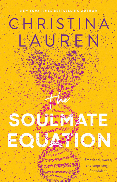 New Release: The Soulmate Equation by Christina Lauren