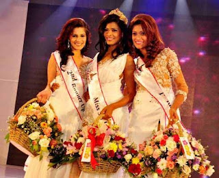 Iresha Asanki wins Miss Sri Lanka for Miss World 2013