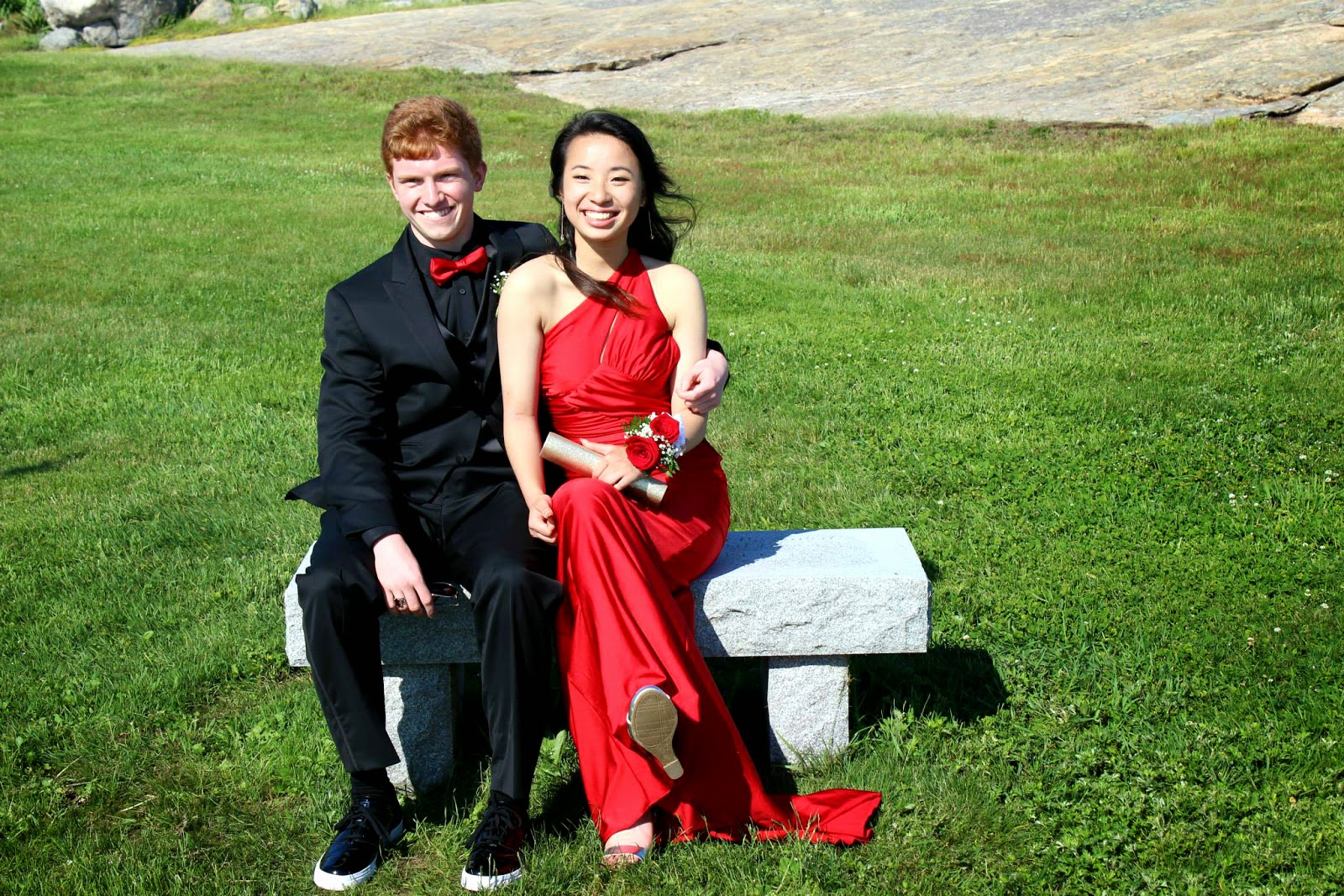 Prom 2014 Red Dress