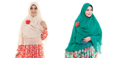 gambar jilbab sayr'i terbaru