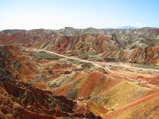 Zhangye-Danxia-China