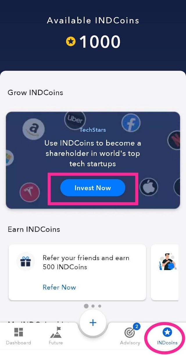 (Full Steps)Withdraw INDCoins From IndMoney App In Bank
