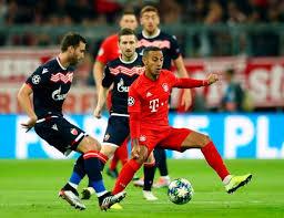 مشاهدة مباراة بايرن ميونخ وريد ستار بث مباشر اليوم 26-11-2019 في دوري أبطال أوروبا