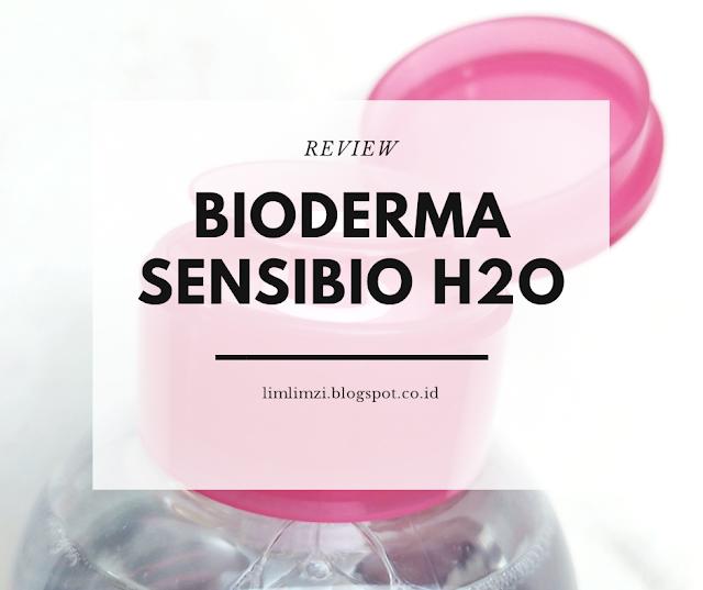 Bioderma Sensibio H2O Pump