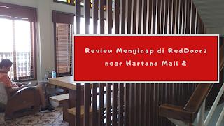RedDoorz near Hartono Mall 2