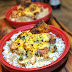 Salmon Saus Mentai Keju dengan Nasi Sushi Pedas