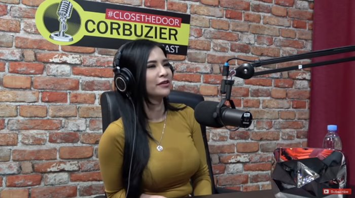 Maria Vania dan Deddy Corbuzier - YTBDeddy Corbuzier