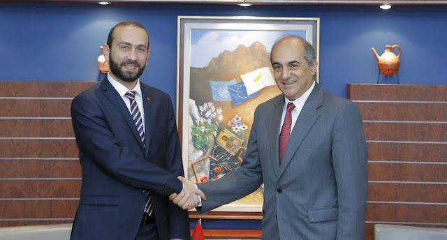 Armenia y Chipre pretenden fortalecer cooperación militar