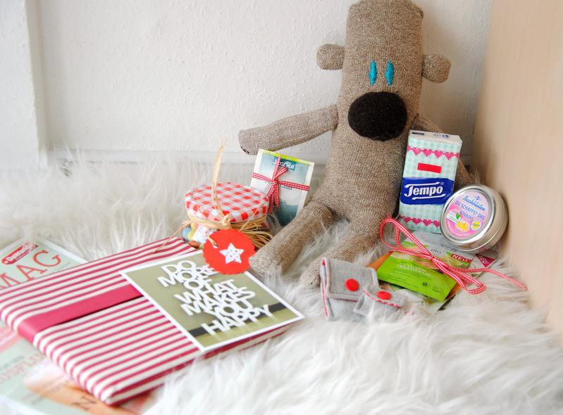 bunte knete von frl p ng kleine geschenke erhalten die freundschaft. Black Bedroom Furniture Sets. Home Design Ideas