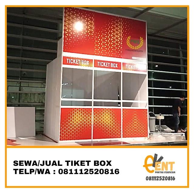 Sewa Tiket Box Event | Purwakarta 081112520816