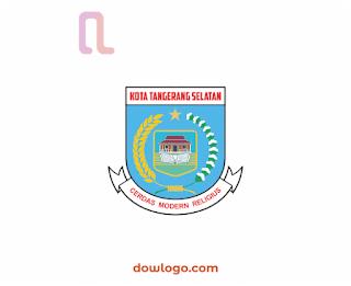 Logo Kota Tangerang Selatan Vector Format CDR, PNG