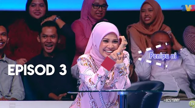 Tonton I Can See Your Voice Malaysia 2019 Episod 3 FULL