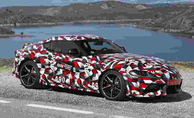The Toyota Supra Super GT concept was ridiculed towards the 2019 Tokyo Auto Salon. The following is the explanation